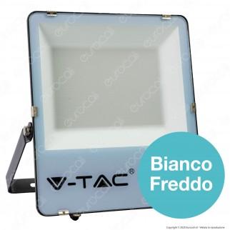 V-Tac Evolution VT-49261 Faro LED SMD 200W High Lumens IP65 da Esterno Colore Nero - SKU 5922 / 5923 [TERMINATO]