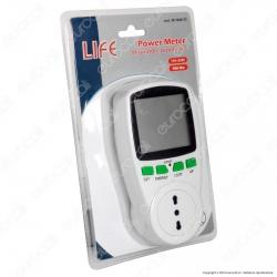 Life Power Meter Misuratore di Potenza - mod. 381040113