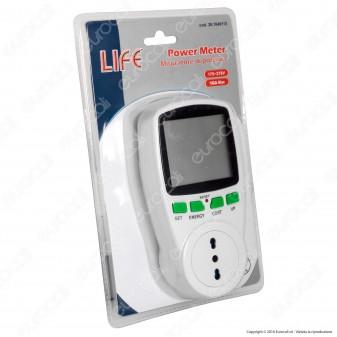 Life Power Meter Misuratore di Potenza