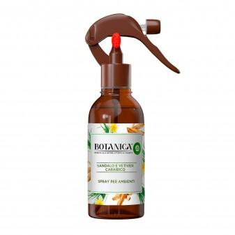 Air Wick Botanica Sandalo e Vetiver Caraibico Spray per Ambienti
