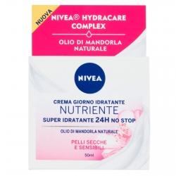 Nivea Essentials Crema Giorno Idratante Nutriente con Burro di Karitè SPF 15 - Confezione da 50ml