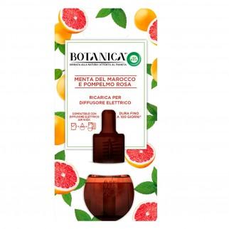 Air Wick Botanica Ricarica per Diffusore Elettrico Menta del Marocco e Pompelmo Rosa