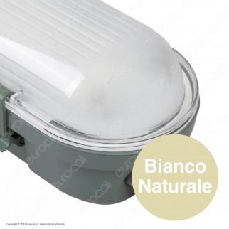 V-Tac VT-120036 Tubo LED Plafoniera M-Series 36W Lampadina 120cm Impermeabile IP65 - SKU 20205 / 20204