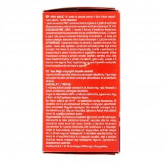 Vape Ricarica Liquida per Diffusore Elettrico contro Zanzare Comuni e Tigre