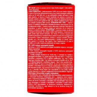 Vape Ricarica Liquida Antiodore per Diffusore Elettrico contro Zanzare Comuni e Tigre
