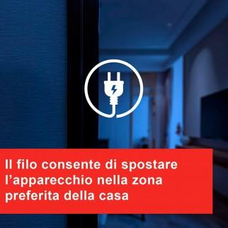 Vape Diffusore Elettrico a Piastrine con Filo contro Zanzare Comuni e Tigre