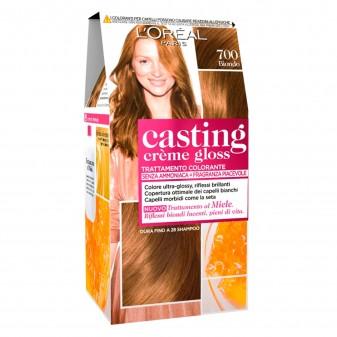 L'Oréal Casting Crème Gloss Tattamento Colorante 700 Biondo Senza Ammoniaca