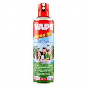 Vape Spray Insetticida contro Insetti, Zanzare Comuni e Tigre - Spray da 500 ml
