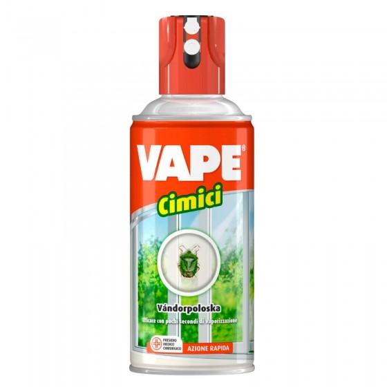 Vape Cimici Spray contro Cimici, Ragni e Millepiedi - Spray da 300 ml