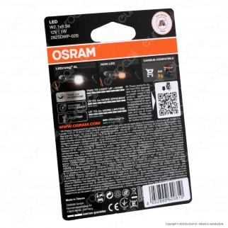 Osram LEDriving LED - 2 Lampadine W5W