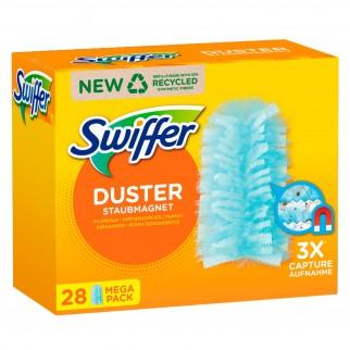 Swiffer Duster Piumini per Spolverare - Confezione da 28 Ricambi