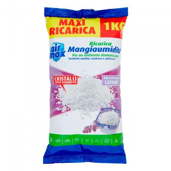 Air Max Maxi Ricarica Sale Mangiaumidità alla Lavanda - Sacchetto da 1 Kg