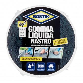Bostik Gomma Liquida Nastro 100% Impermeabile - 5 Metri