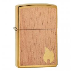 Accendino Zippo Mod. 29901 Woodchuck™ Flame - Ricaricabile Antivento