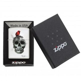 Accendino Zippo Mod. 29644 Spazuk - Ricaricabile Antivento