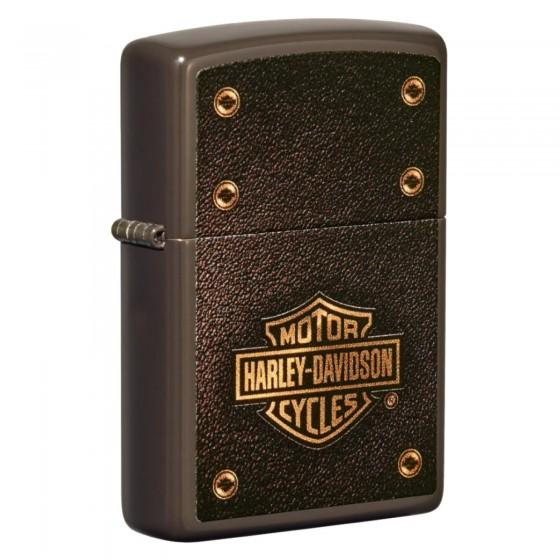 Accendino Zippo Mod. 49466 Harley-Davidson® - Ricaricabile Antivento
