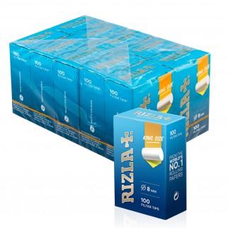 C00002005 - Rizla Regular King Size 8mm - Box 10 Scatoline da 100 Filtri
