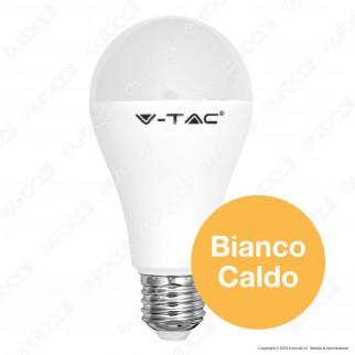 V-Tac VT-2017 Lampadina LED E27 17W Bulb A65