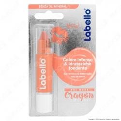 Labello Crayon Lipstick Nude Matitone Labbra Colora e Idrata - Confezione da 1 pezzo
