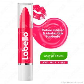 Labello Cranyon Lipstick Hot Pink
