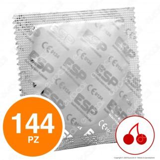 Esp Cherry alla Ciliegia - 144 Preservativi Sfusi