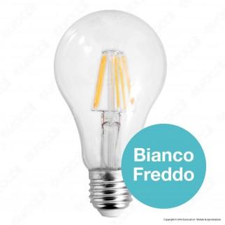 V-Tac VT-1978 Lampadina LED E27 8W Bulb A67 Filamento - SKU 4407 / 4409