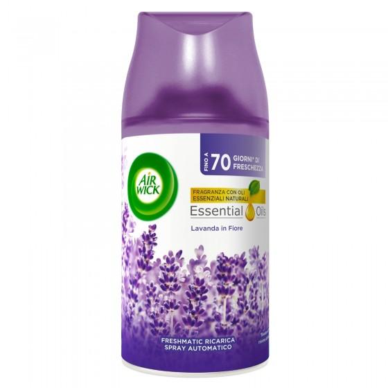 Air Wick Pure Freshmatic Profumo di Lavanda in Fiore - Ricarica Spray da 250ml