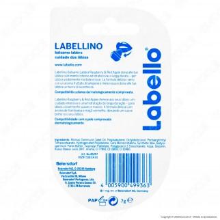 Labello - Labellino Raspberry & Red Apple - Balsamo Labbra