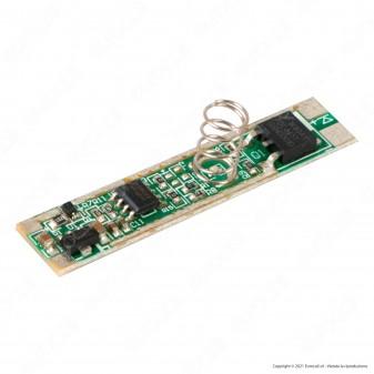 Dimmer Touch per Strisce LED compatibile con Profili in Alluminio Regolabile