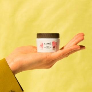 Florena Fermented Skincare Crema Idratante 24H Naturale- Barattolo da 50ml