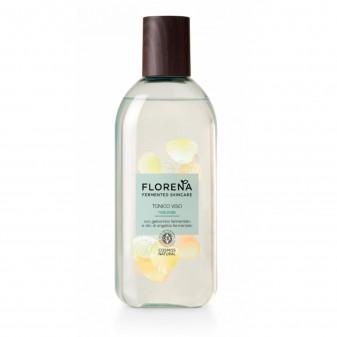 Florena Fermented Skincare Tonico Viso Naturale - Flacone da 200 ml