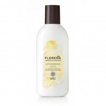 Florena Fermented Skincare Latte Detergente Naturale - Flacone da 200 ml
