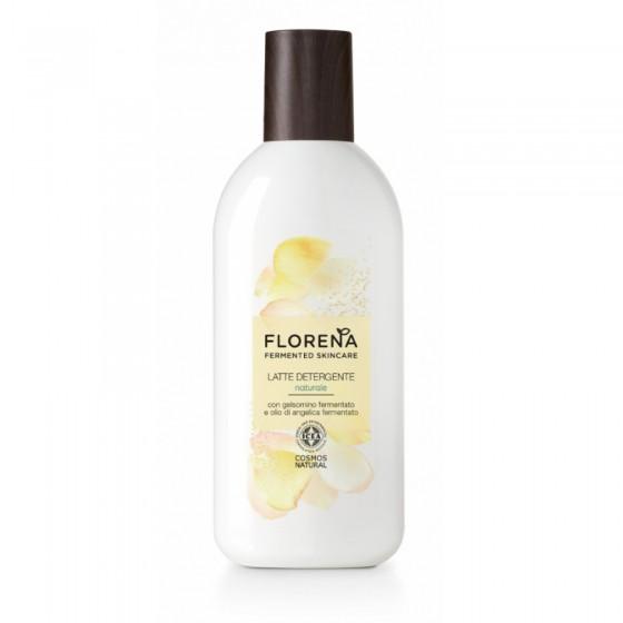 Florena Fermented Skincare Latte Detergente Naturale - Flacone da 200ml