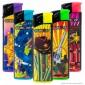 SmokeTrip Accendini Elettronici Ricaricabili Fantasia Far West - 5 Accendini