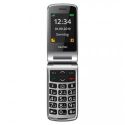 Bea-fon SL595 Plus Telefono Cellulare con Tasto SOS e Doppio Display - mod. SL595_EU001BS