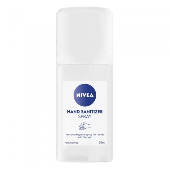 Nivea Spray Igienzzante Mani con Antibatterico - Flacone da 55 ml