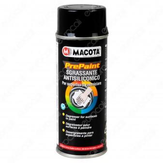 Macota Pre Paint Sgrassante Antisiliconico per Superfici da Verniciare - Bomboletta da 400ml