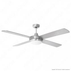 CFG ST. BARTH LED Ventilatore a Soffitto con Lampada LED 3in1 Changing Color e Telecomando - mod. EV083