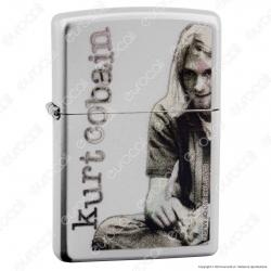Accendino Zippo Mod. 29052 Kurt Cobain - Ricaricabile Antivento