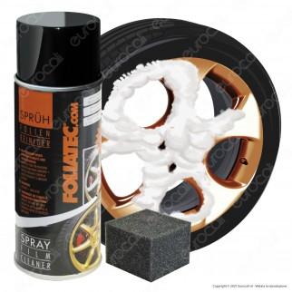 Foliatec Pulitore a Schiuma per Pellicola Spray Removibile