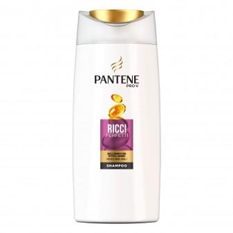 Pantene Pro-V Ricci Perfetti Shampoo per Capelli Ricci Crespi e Ribelli - Flacone da 675 ml