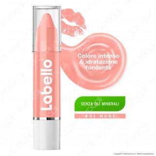Labello Crayon Color Pack Matitone Labbra Colore e Idratazione - Confezione da 3 pezzi