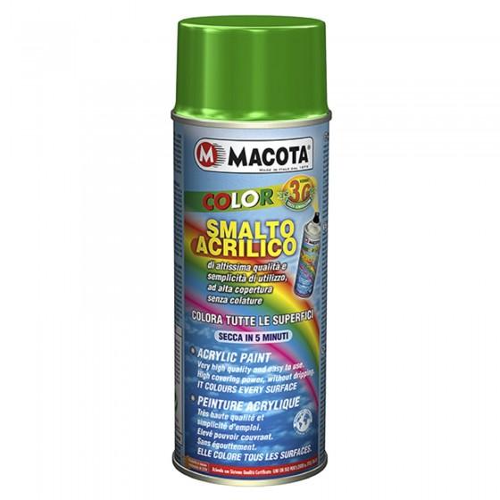 Vernice Spray Macota - Smalto Acrilico Lucido disponibile in 192 Tinte RAL