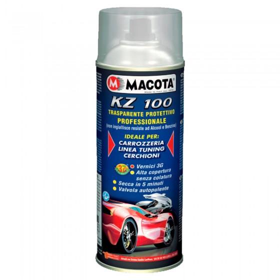 Macota Spray KZ100 - Trasparente Protettivo Professionale Lucido o Opaco