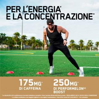 Optimum Nutrition Gold Standard Pre-Workout Energy Shot Limone e Lime - 12 Monoporzioni da 60ml