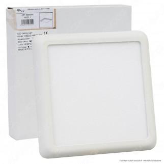FAI Pannello LED Quadrato 12W/18W SMD Changing Color 3in1 da Incasso con Driver - mod. 5236/220