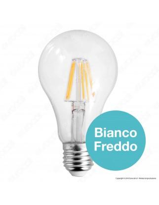 V-Tac VT-1981 Lampadina LED E27 10W Bulb A67 Filamento - SKU 4411 / 4412