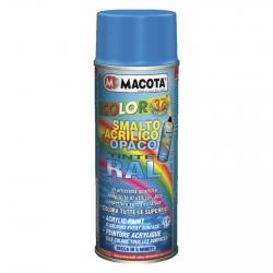 Vernice Spray Macota - Smalto Acrilico Opaco disponibile in 29 Tinte RAL
