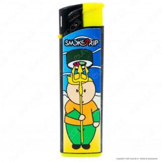 SmokeTrip Accendini Elettronici Ricaricabili Fantasia Fat Heroes - 5 Accendini