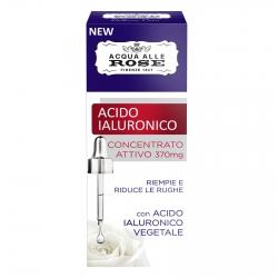 Acqua alle Rose Acido Ialuronico Concentrato Attivo - Flacone da 30ml